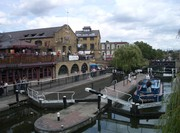 Camden Canal Market London