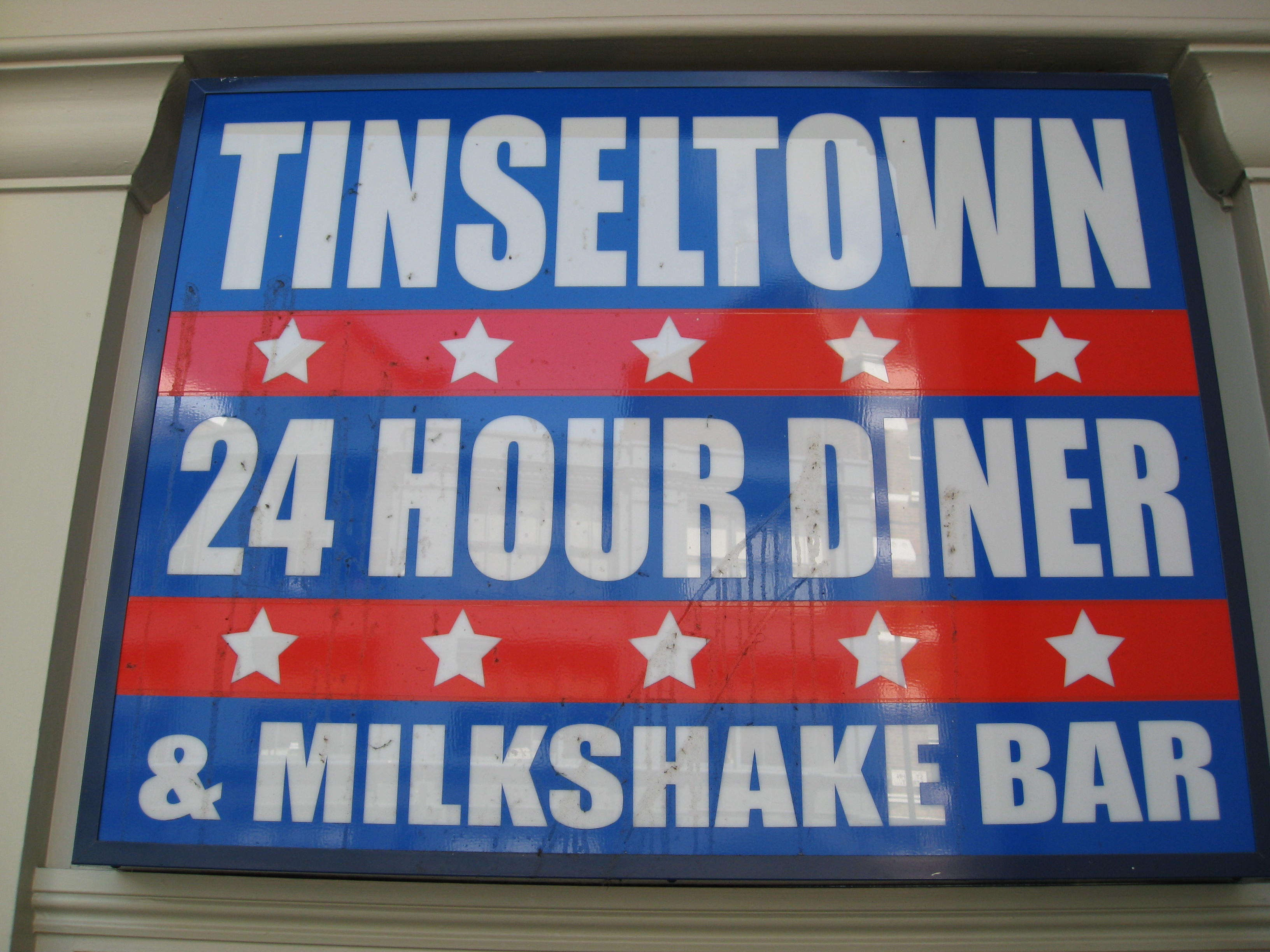Tinseltown 24 Hour Diner London