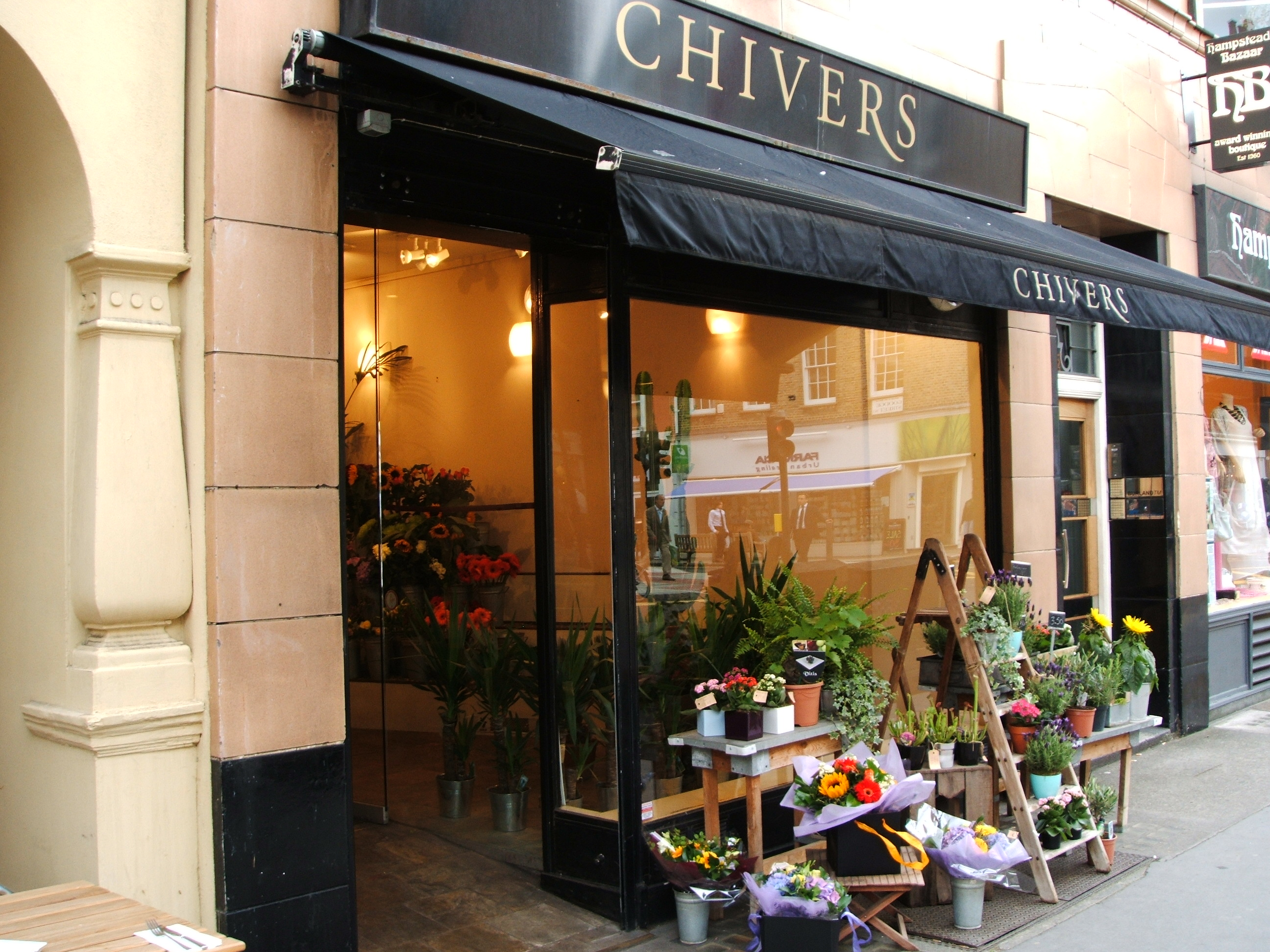 Chivers Flowers London