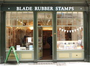 Blade Rubber Stamps London