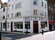 Beck Sandwich Bar London