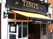 "Tino""s Garden Restaurant London"