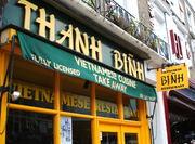 Thanh Binh Vietnamese Restaurant London