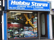 Hobby Stores London