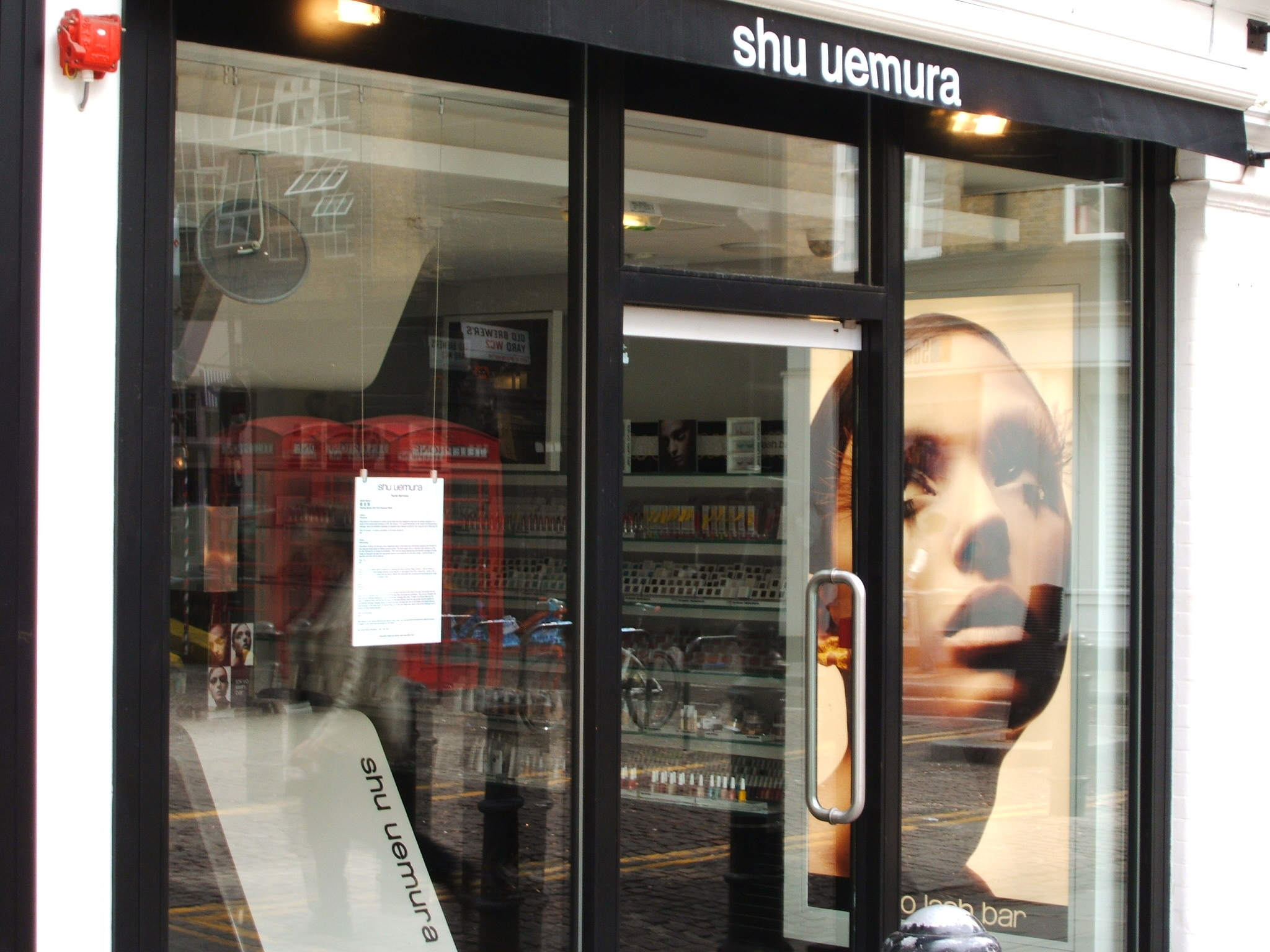 Shu Uemura London