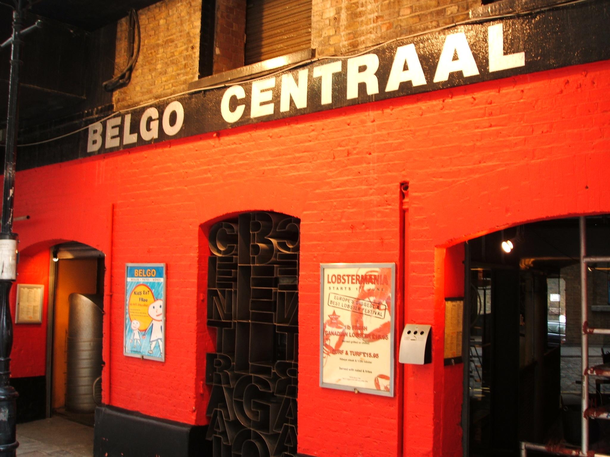 Belgo Centraal London