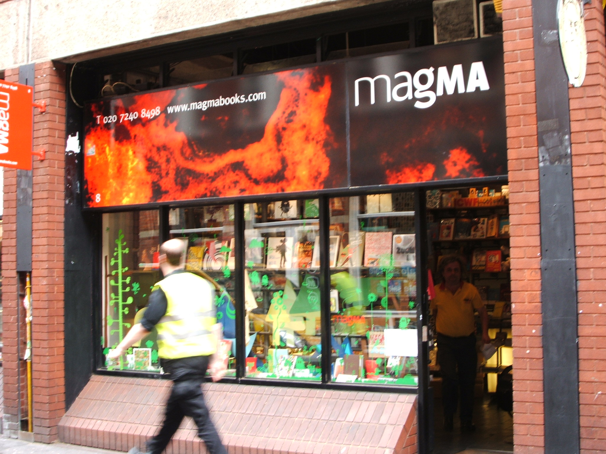 Magma London