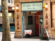 Grape Street Wine Bar London