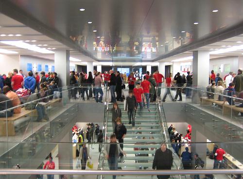 Apple Store UK London