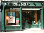 The Body Shop London