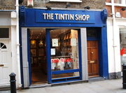 The Tintin Shop London
