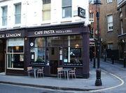 Cafe Pasta London