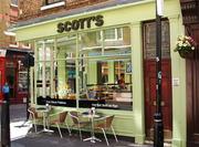 "Scott""s Sandwich Bar London"