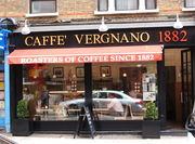 Cafe Vergnano London