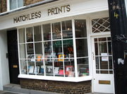 Matchless Print London