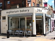 Euphorium Bakery London