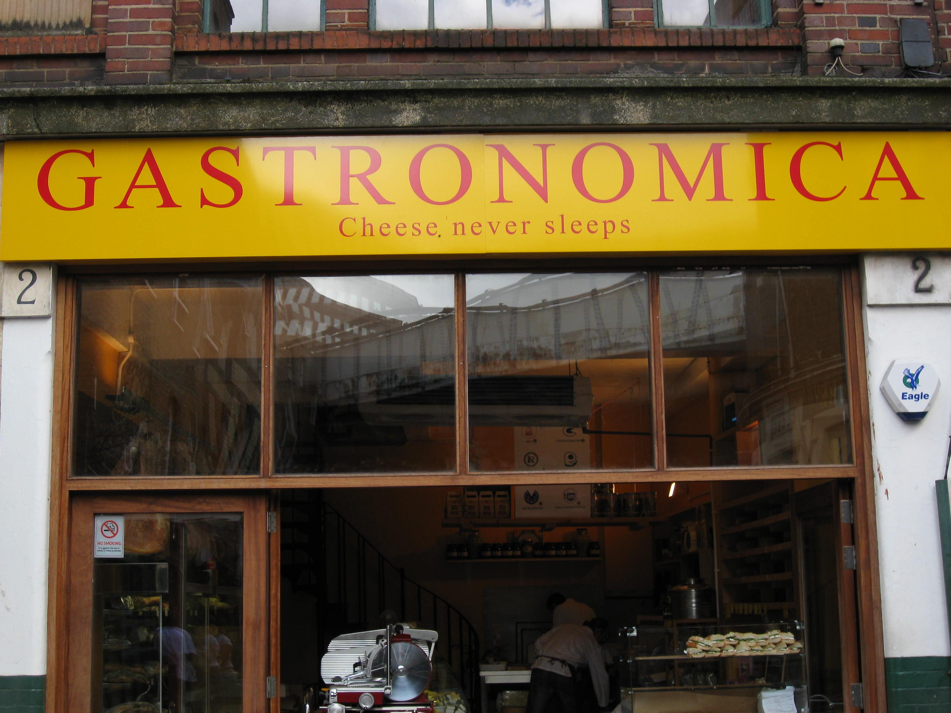 Gastronomica London