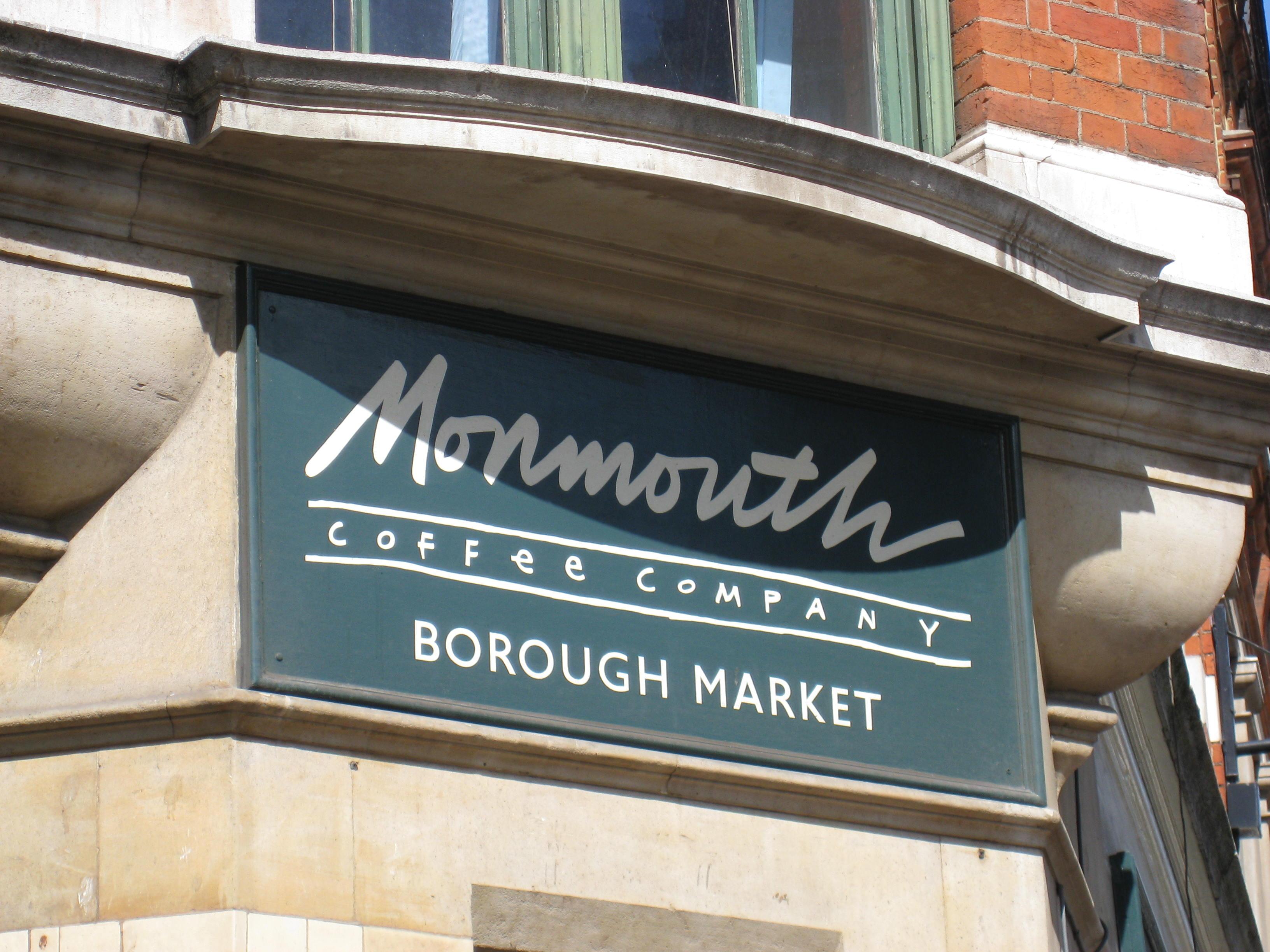 Monmouth Coffee House London