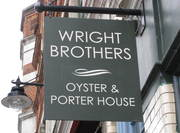 Wright Bros Oyster House London