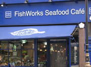 Fishworks Seafood Cafe London