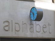 Alphabet Bar London