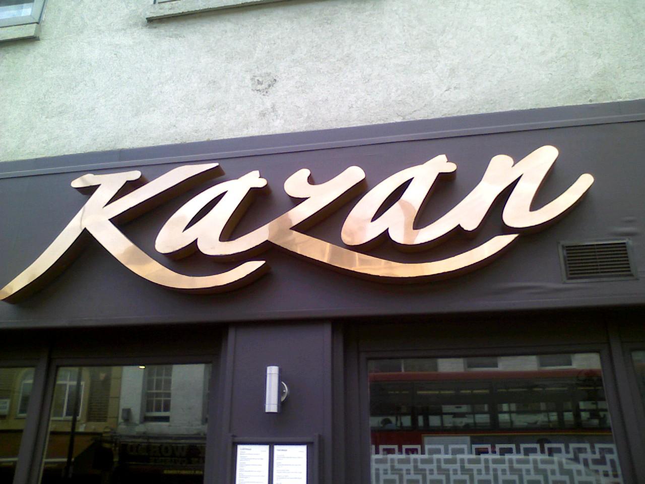 Kazan London