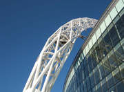 Wembley Stadium London