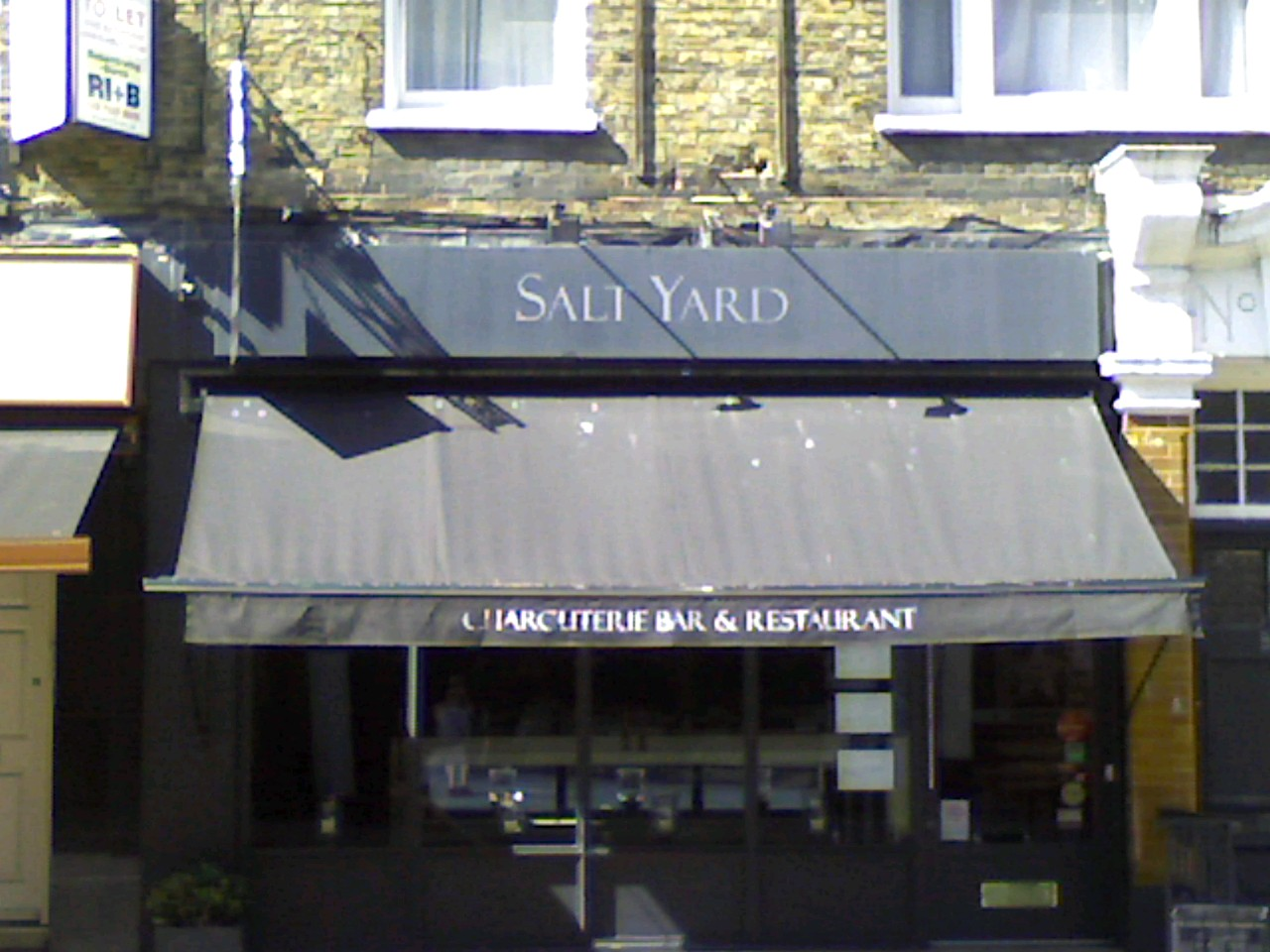 Salt Yard London
