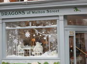 Dragons Of Walton Street London