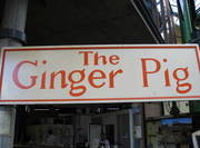 The Ginger Pig London