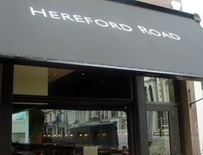 Hereford Road London