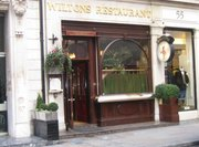 Wiltons Restaurant London