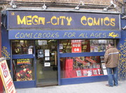 Mega City Comics London