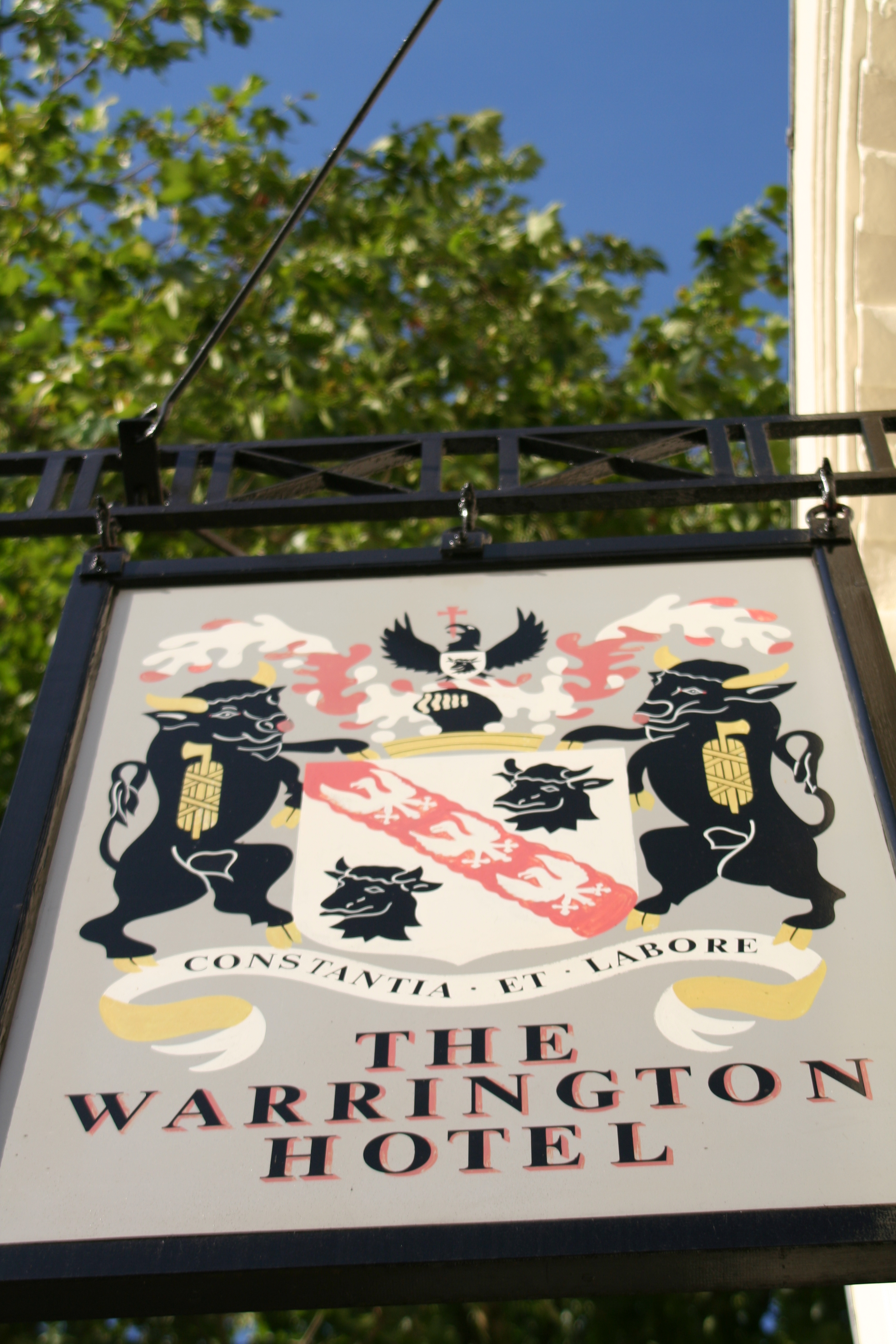 The Warrington London