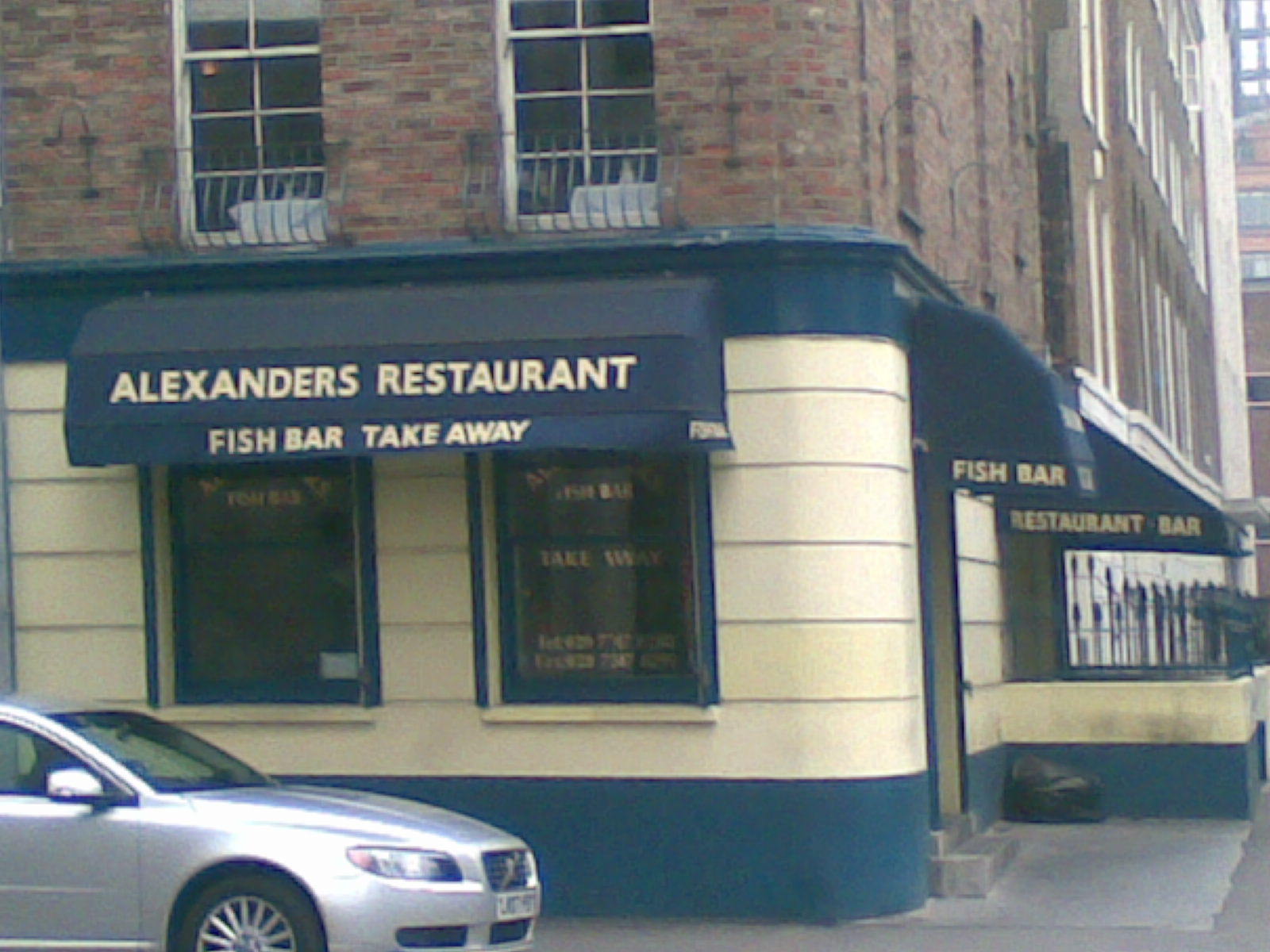 "Alexander""s Restaurant London"