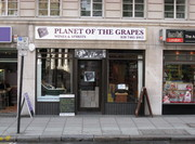 Planet Of The Grapes London