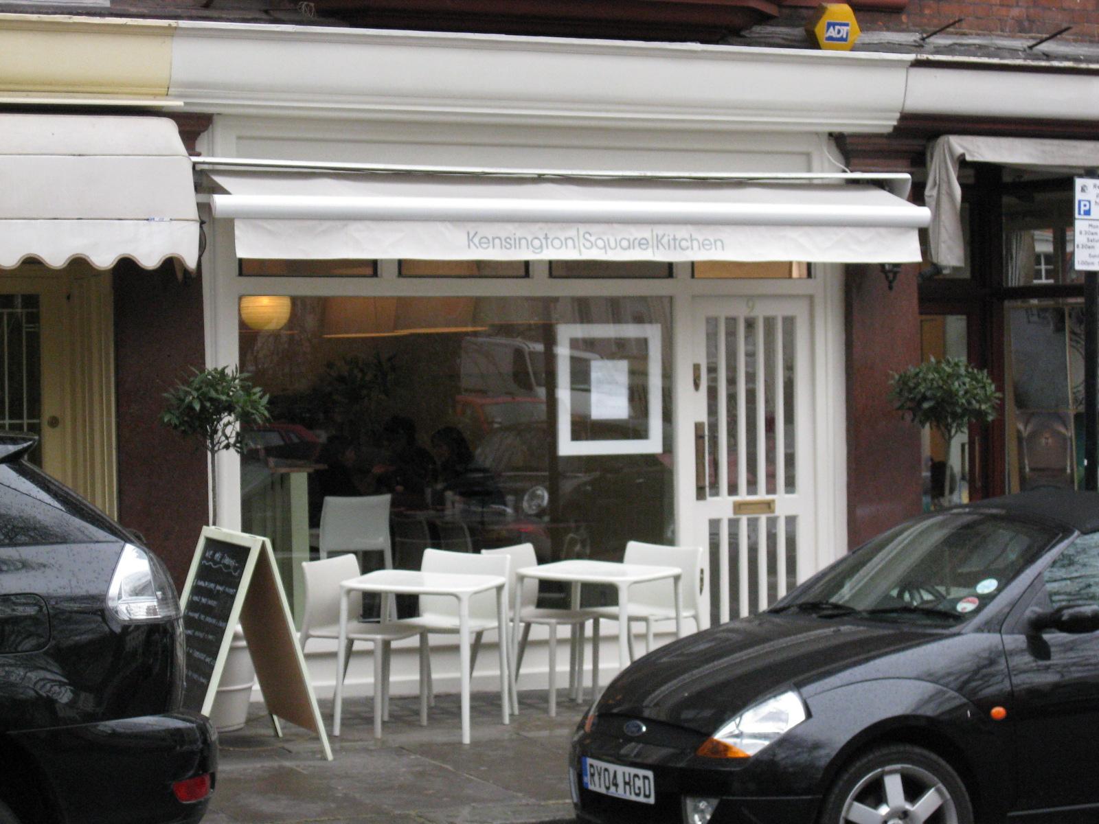 Kensington Square Kitchen London
