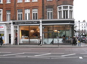 Brompton Quarter Cafe London