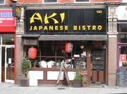 Aki Japanese Bistro London