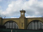 "King""s Cross Railway Station London"
