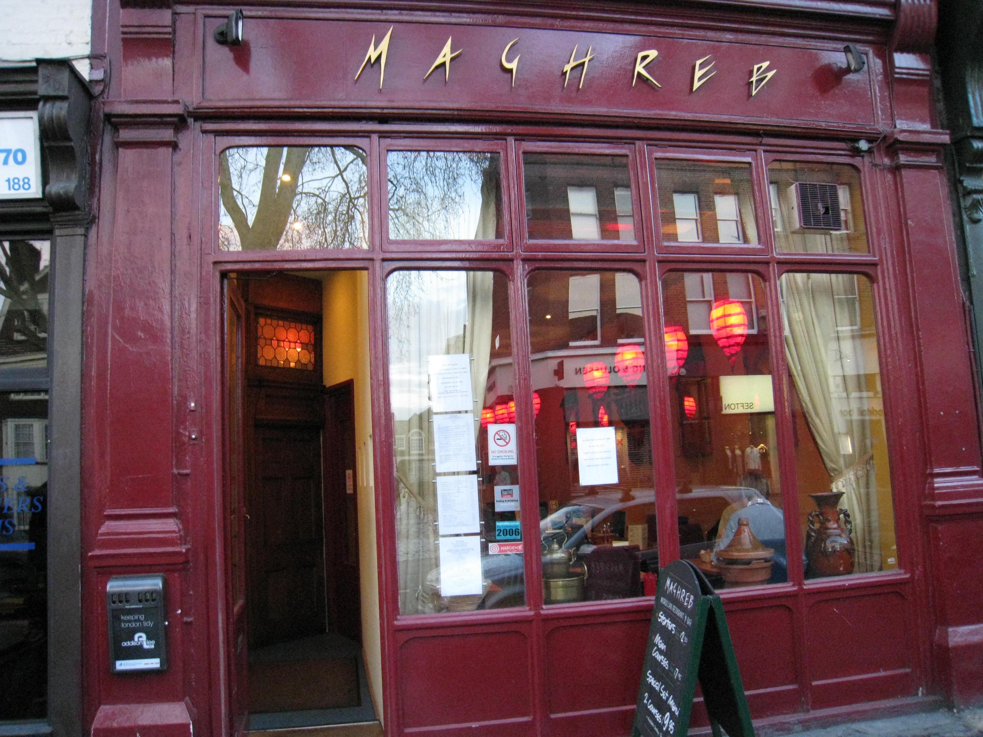 Maghreb London