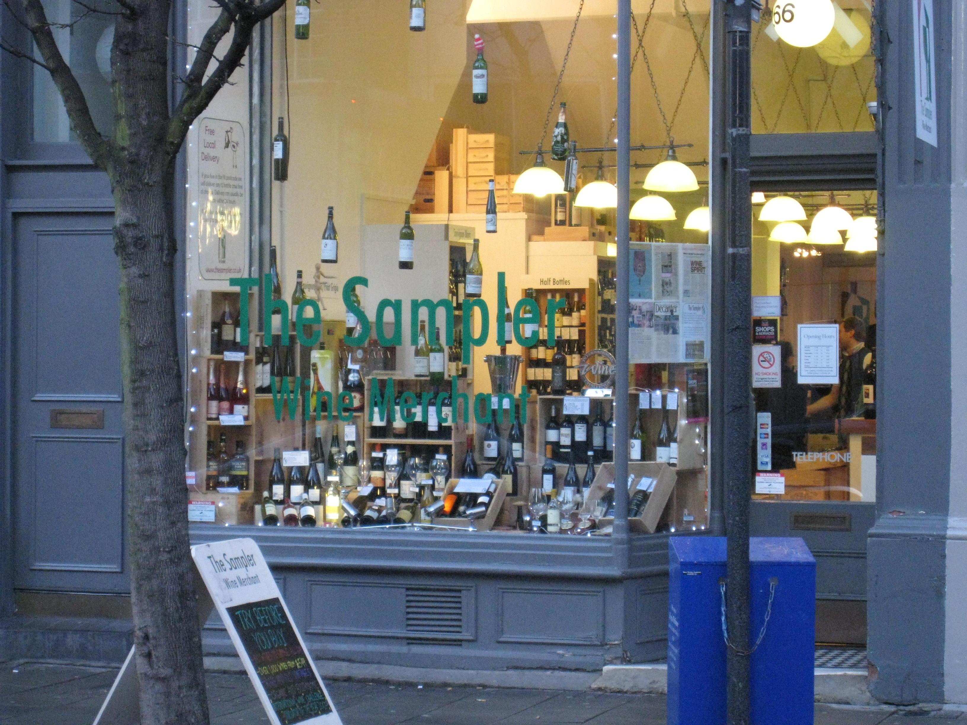 The Sampler London