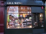 Gill Wing Cook Shop London