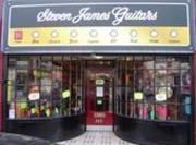 Steven James Guitars Middlesbrough