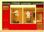 Hair At Canonbury Place London