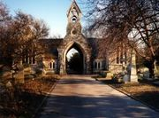 South Ealing Cemetery London