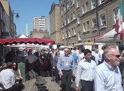 Whitecross Street Market London