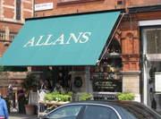 Allans Organic Patisserie London