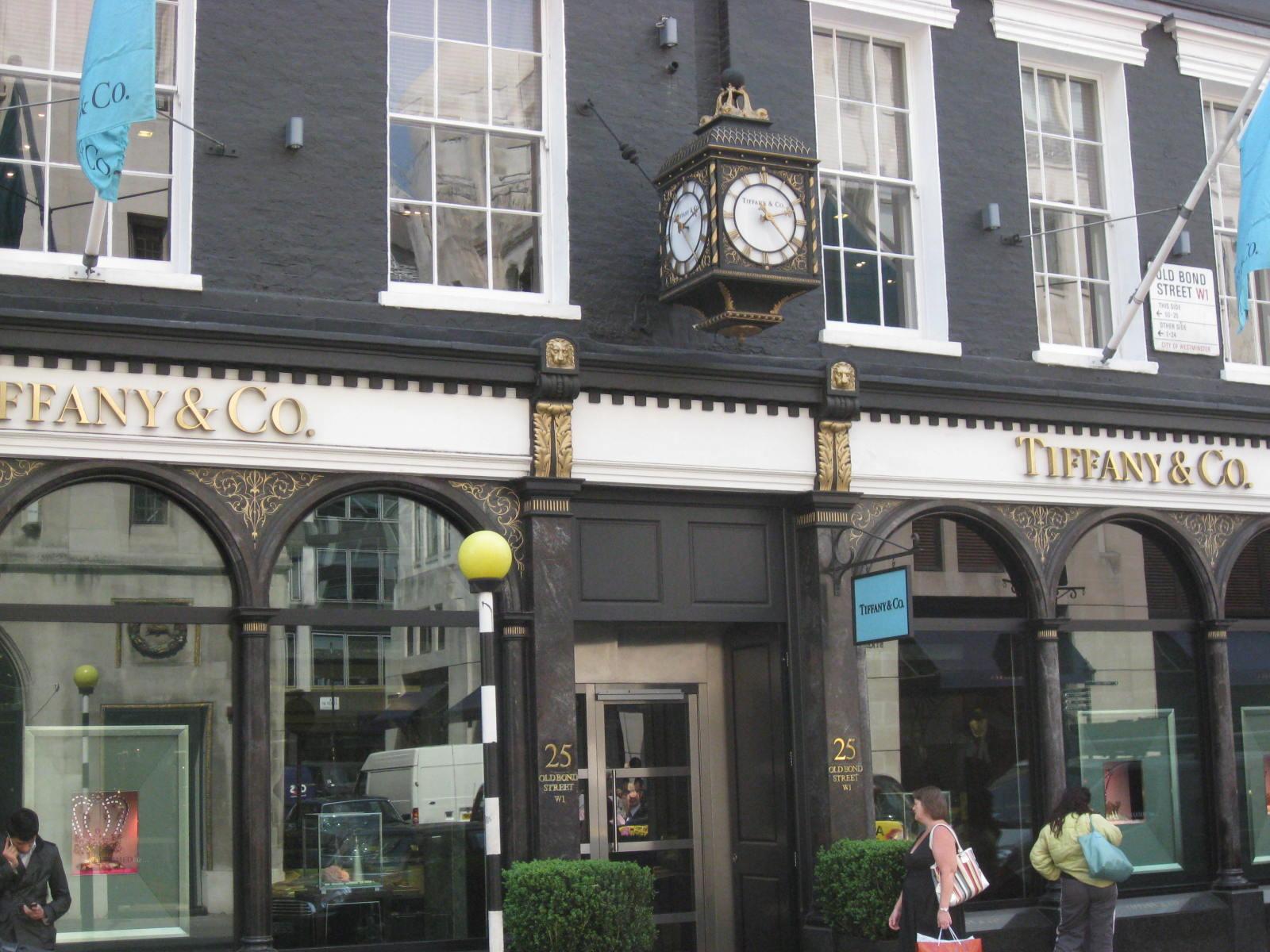 Tiffany & Co London