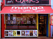 "Dave""s Comics Brighton"